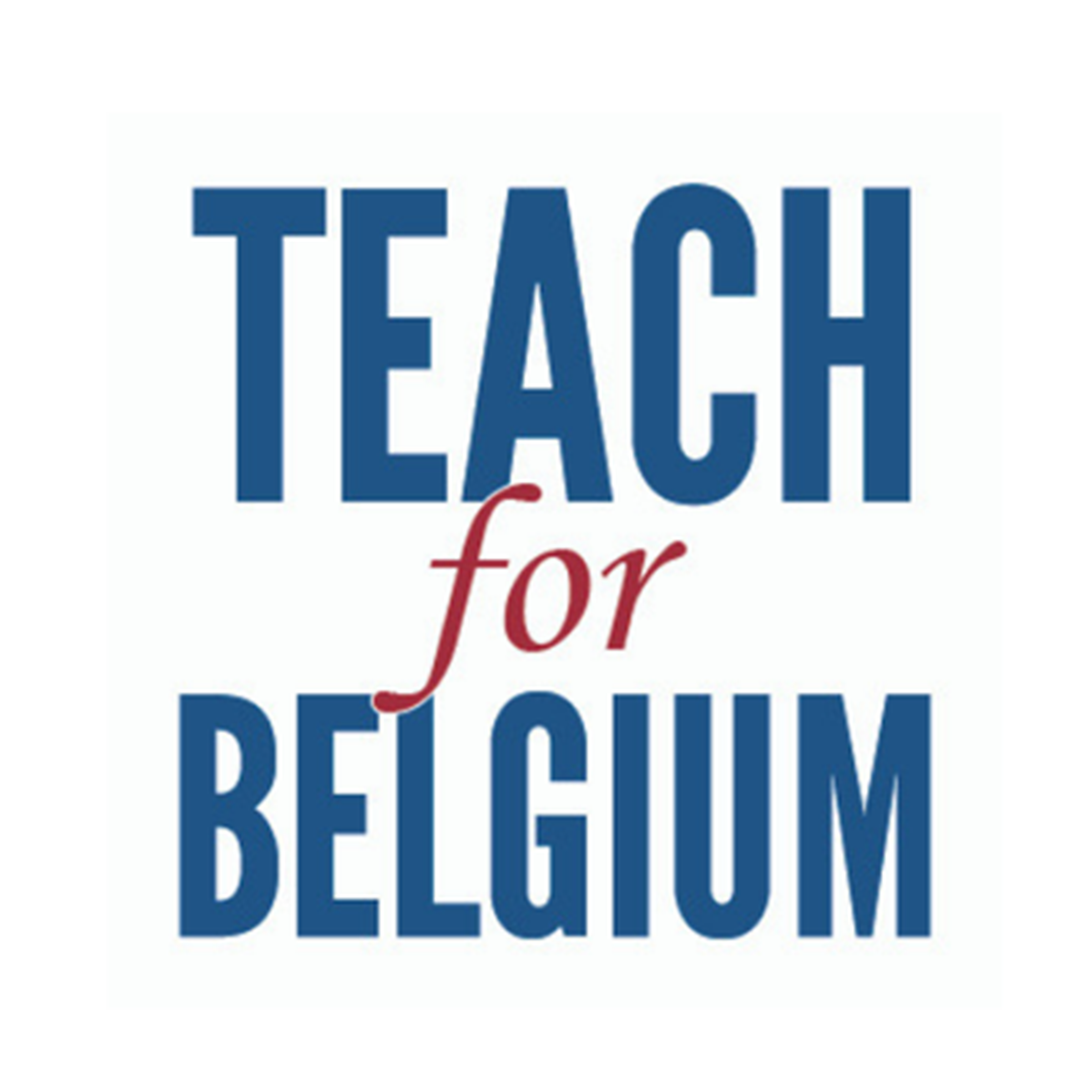 Teach for Belgium vzw